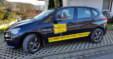 BMW 220 d, Klasse: B & BE